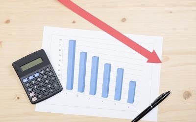 Средняя сумма плохого долга в работе коллекторов пошла на спад