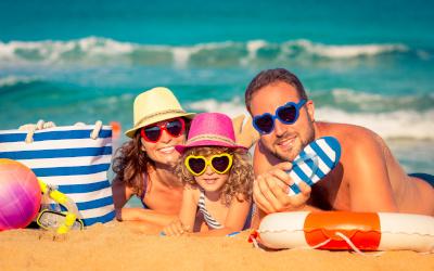 Россияне рассказали о том, как выглядит идеальный отпуск