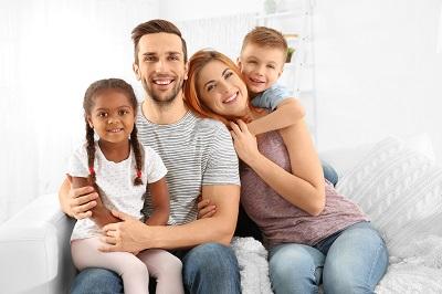 Помощь приемным семьям в 2021 году